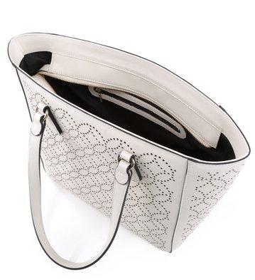 Bolsa Shopping Bella Off-White