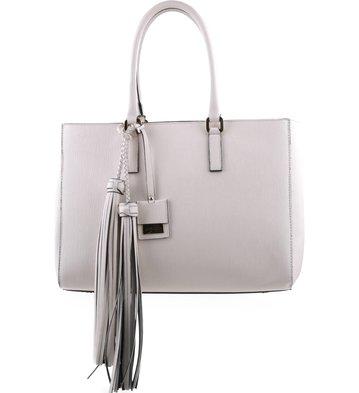 Bolsa Hanna Grande Off-White