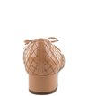 Sapato Matelassê Blush
