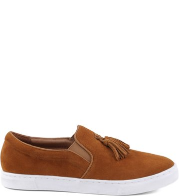 Slip-on Barbicacho Camel