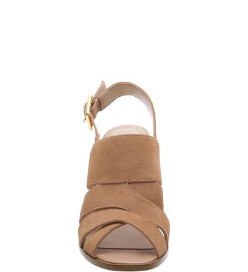Sandal Boot Bloco Natural Savannah Nude Vintage