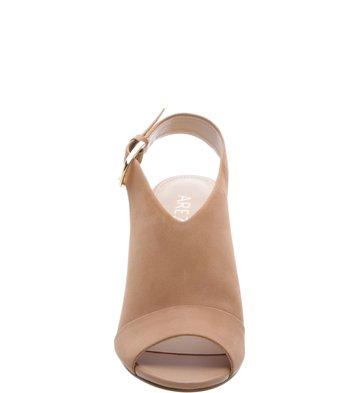 Sandal Boot Nobuck Savannah Nude Vintage